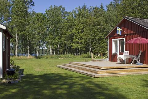Lakeside Cottage in Småland