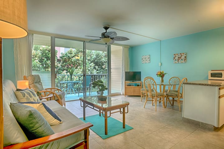 New Owners! Stylish Condo in heart of Kihei, Maui