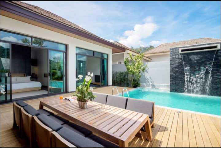 YIYI kamala 3 bedroom pool villa