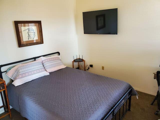 Bedroom #4 - Retreat