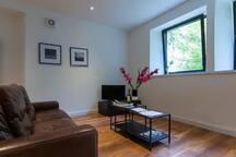 Bala Lodge - all the home comforts
