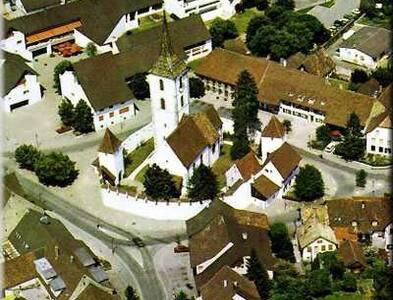 Mitten im historischen Dorfkern - Muttenz - House - 1