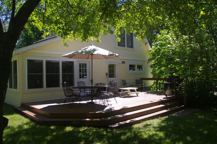 Camp Vargo Cottage
