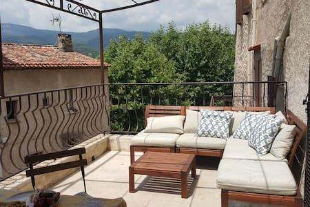 Provence Medieval Hideaway - Fayence - Apartemen