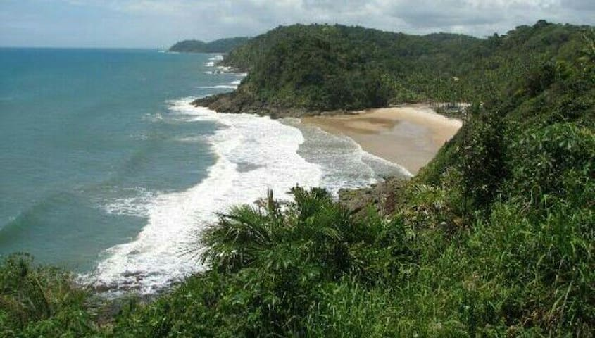 LoftTerraçoPituba2-110mt c Churrasq 10 min praias