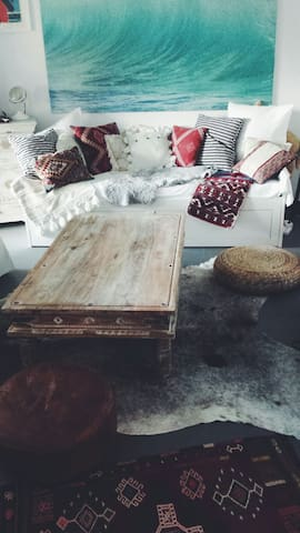 Comfy doubleroom (only weekends!) - Alzingen - Ev