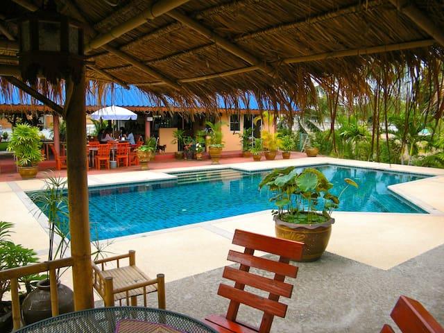 Thai Orchid Village Resort in Laemchabang