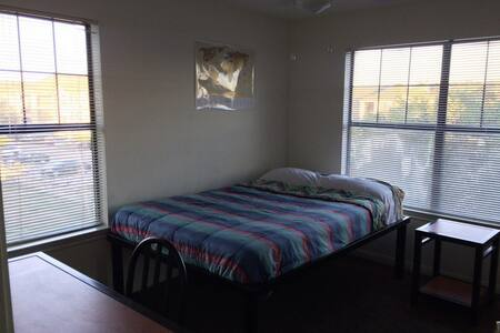 One bedroom with bathroom - Austin