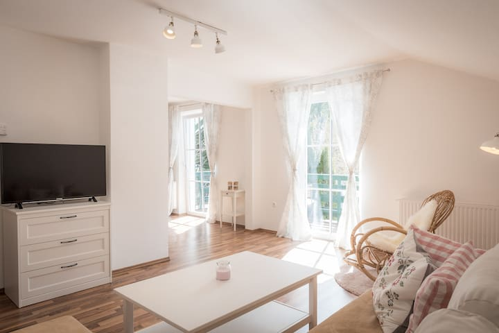 Ferienhaus-Weitental Apartment Waldblick