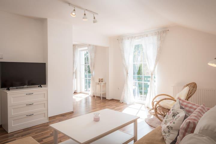 Ferienhaus-Weitental Apartment Bergblick