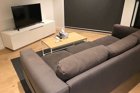 Apartment with Kitchen One Bedroom-Free Wifi