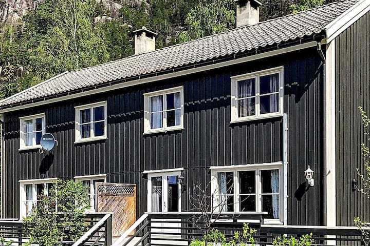 8 person holiday home in treungen
