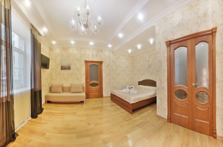 One Bedroom Premium Apartments Kievskaya