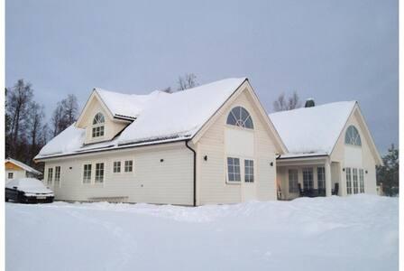 Reistaløpet Home Staium - Bardufoss - House