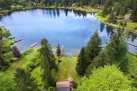 Cabin B @ Echo Lake Waterfront