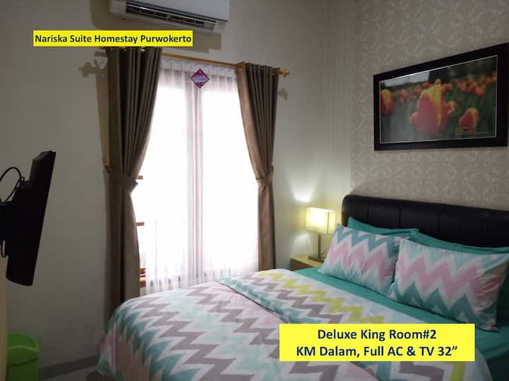 Nariska Suite Homestay Purwokerto, 3BR for family