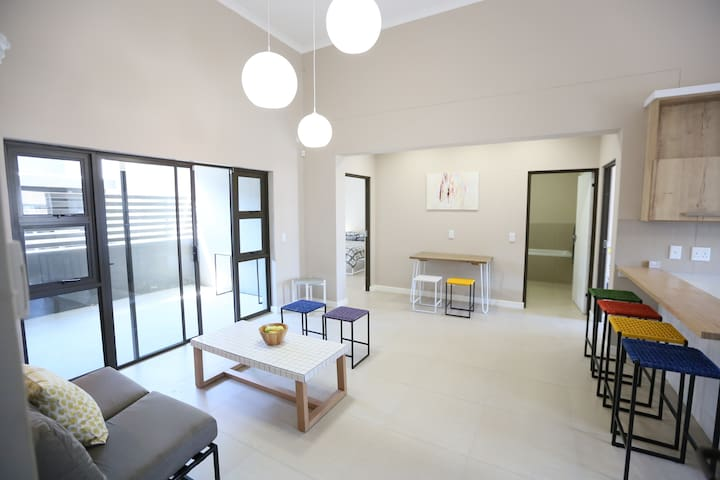 Modern Lifestyle Apartment - Windhoek - Pis