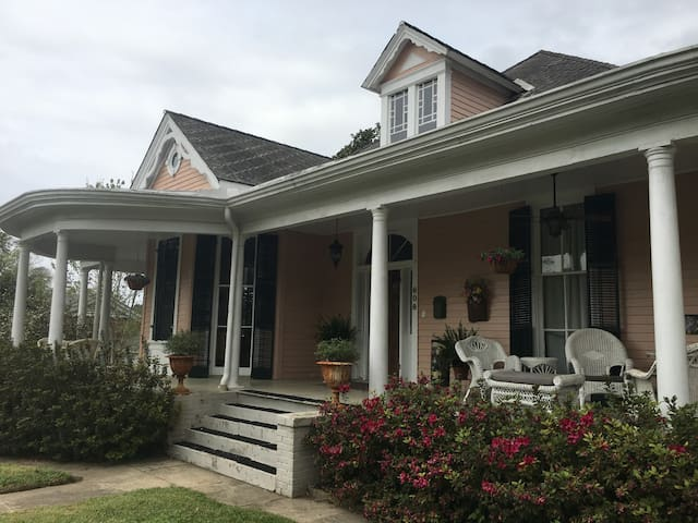 la perl - Bed and Breakfast - Natchez - Wikt i opierunek