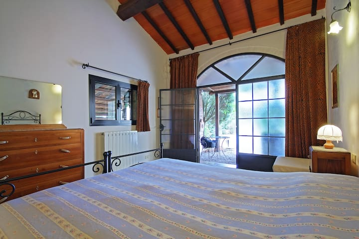 A room with a view in Tuscany - Bettolle - Apartemen