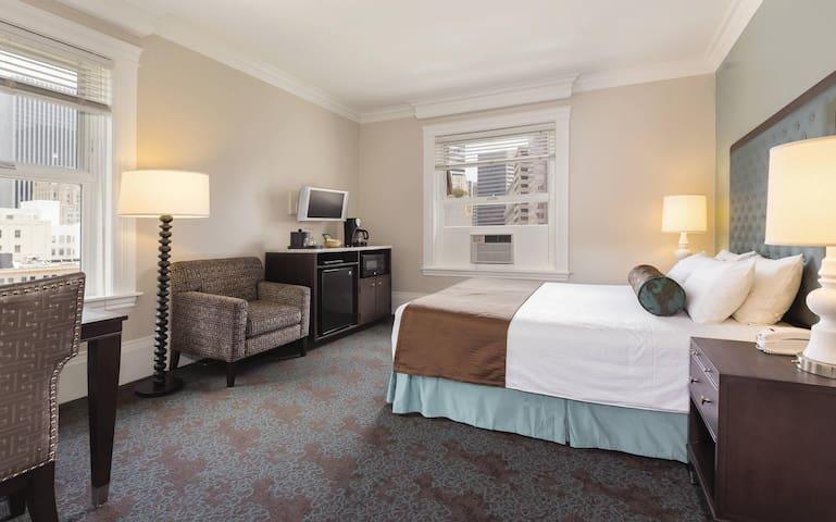 Nob Hill studio hotel room - use my timeshare! - San Francisco - Timeshare