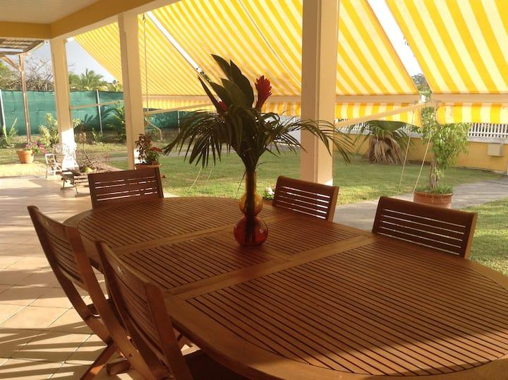 Villa Vacances Port-Louis Guadeloupe