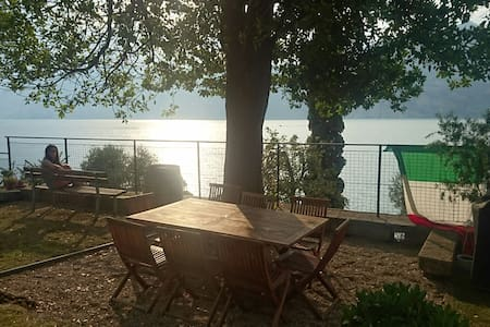 Family House directly to the Lake (Casa Tonini) - Malcesine