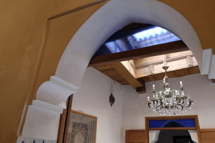 Pretty medina house to rent