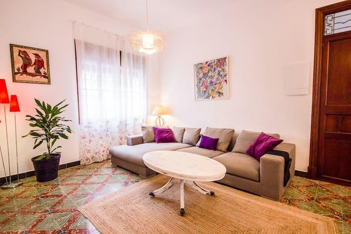 Son Armadans  Moderno con terraza - Palma - Lägenhet