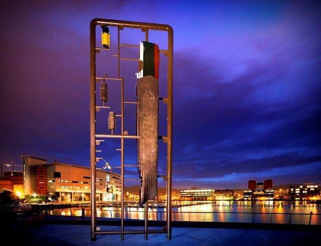 TITANIC QUARTER 2BED APARTMENTS BELFAST CITYCENTRE - Belfast - Wohnung