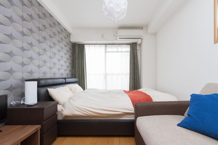 #801 New Open price down, Kansai airport directly, - Nishinari-ku, Ōsaka-shi - Apartament