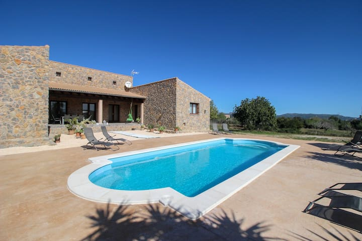 Gorgeous villa with private pool & spa!Ref.237683
