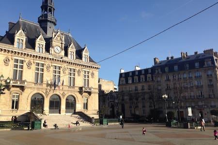 Belle chambre Vincennes Mairie - Vincennes