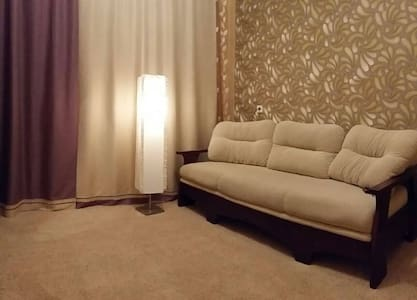 2-Room Apt in a quiet place, Centre