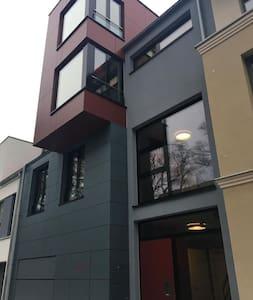 Wohnkomfort wie Zuhause in einem Architektenhaus