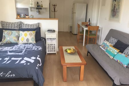 Cute & Cozy Studio Apt in Zichron Yaakov