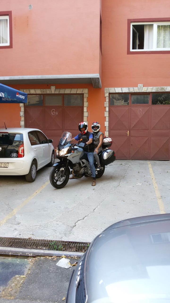 Villa Globus Mostar Welcome Bikers