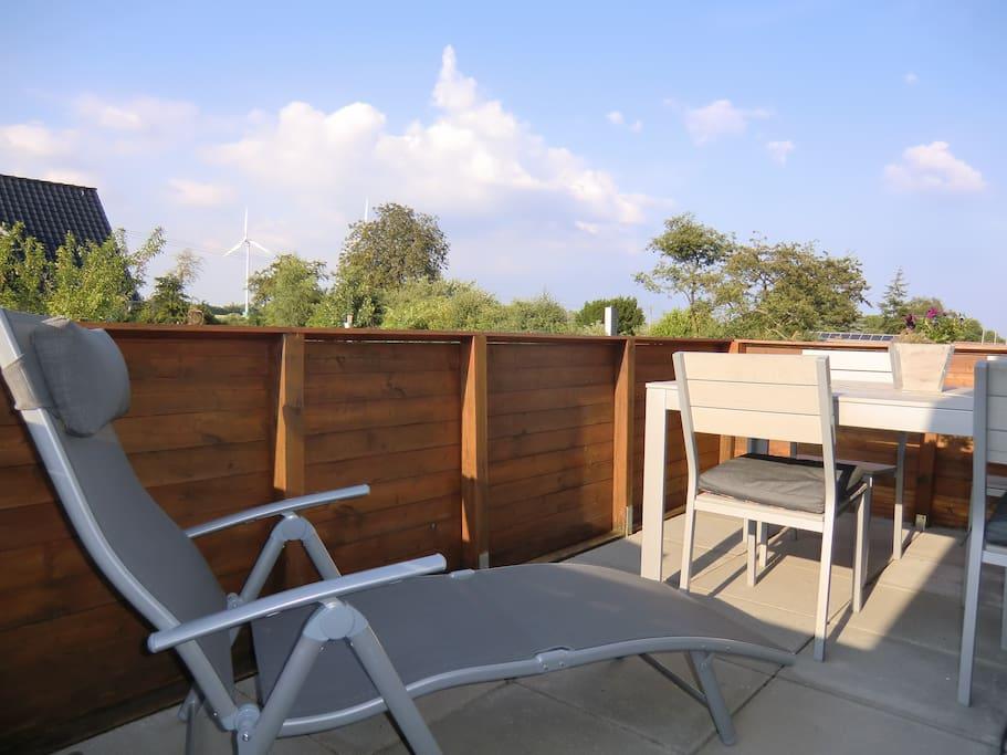 strandnahe 3 zi fewo balkon kamin strandkorb apartments for rent in neukirchen schleswig. Black Bedroom Furniture Sets. Home Design Ideas