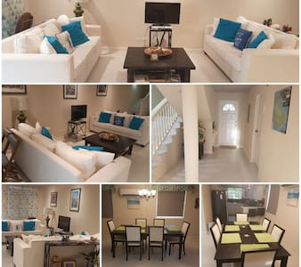 Well-presented modern/trendy fully furnished home