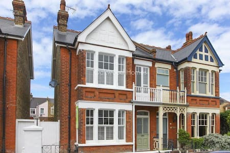 Victorian House in Beautiful Broadstairs - Broadstairs