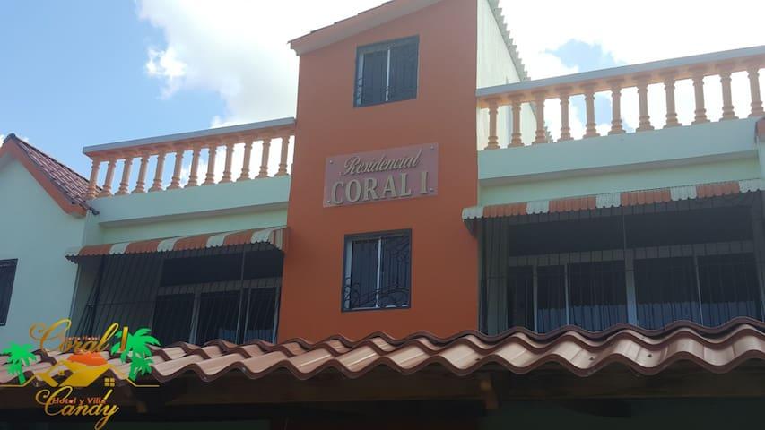 Coral I Habitaciones La Ensenada