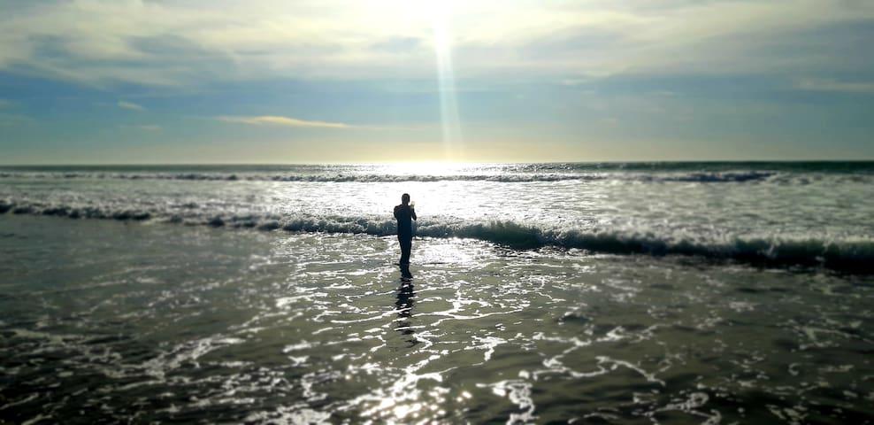 Adele's Ranch Casita -Ocean view- breakfast option