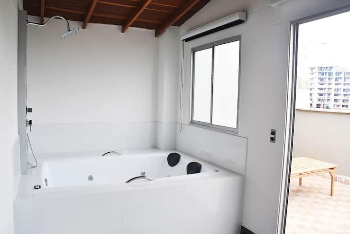 Exclusivo apartamento Duplex 502