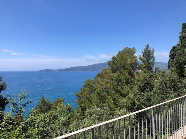 Villa vista Portofino