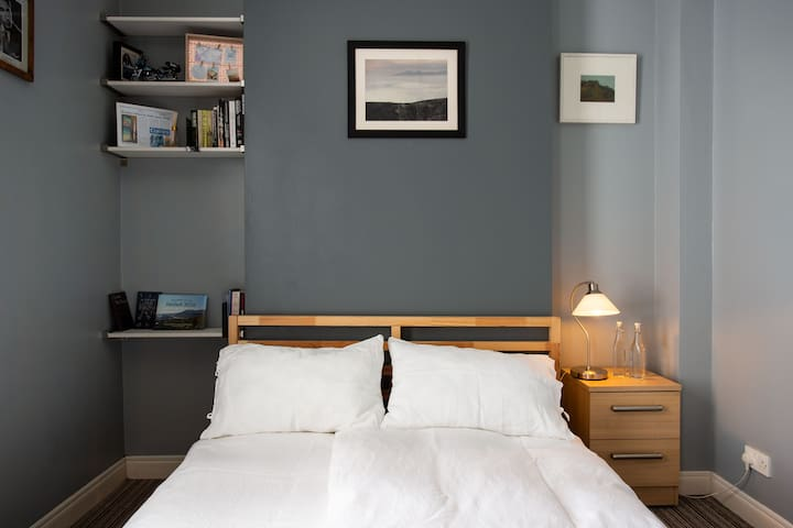 Poet's Rest charming flat near Titanic Belfast