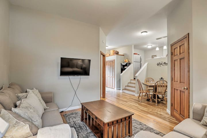 Welcome to your Ovid home-away-from-home!
