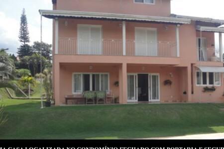 Quarto em casa de familía - Jundiaí - Haus