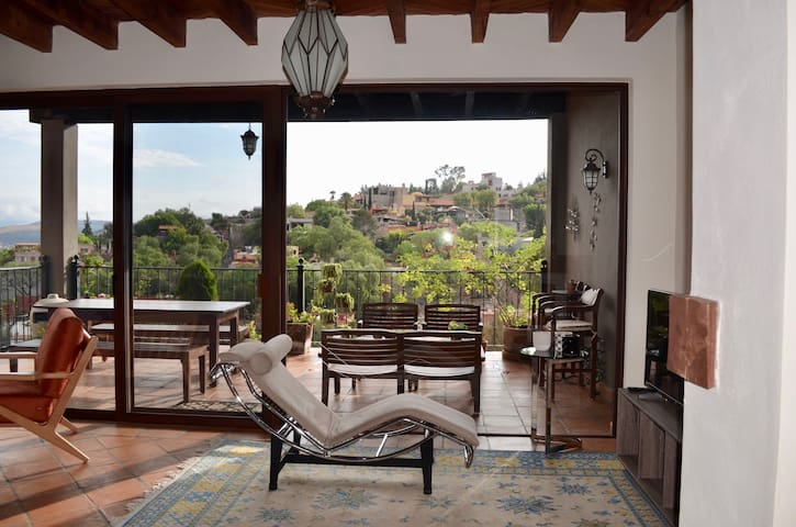 Casa Agave, Beautiful Condo in the Heart of Mexico