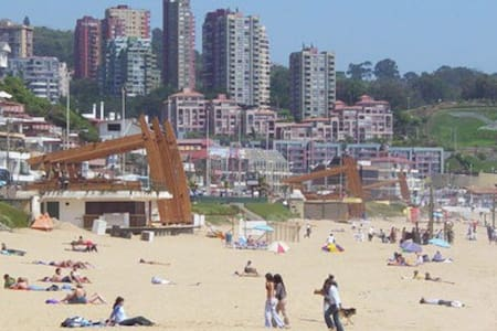 Pleno centro de Reñaca y Playas.