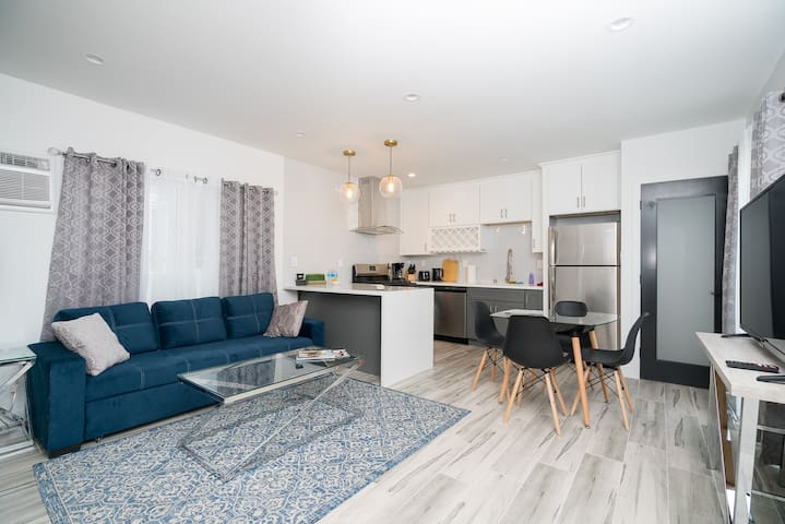 Comfortable NEW 1BDR Apartment, C