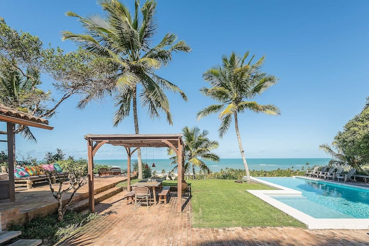 Bah076 - Beautiful house with pool in Trancoso
